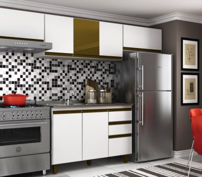 Cozinha modulada Yasmim