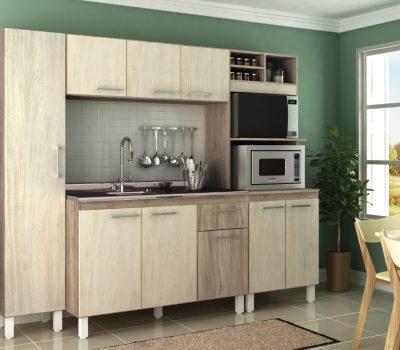 Cozinha modulada Iara