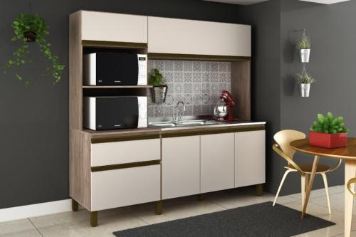 Cozinha Compacta Vitória