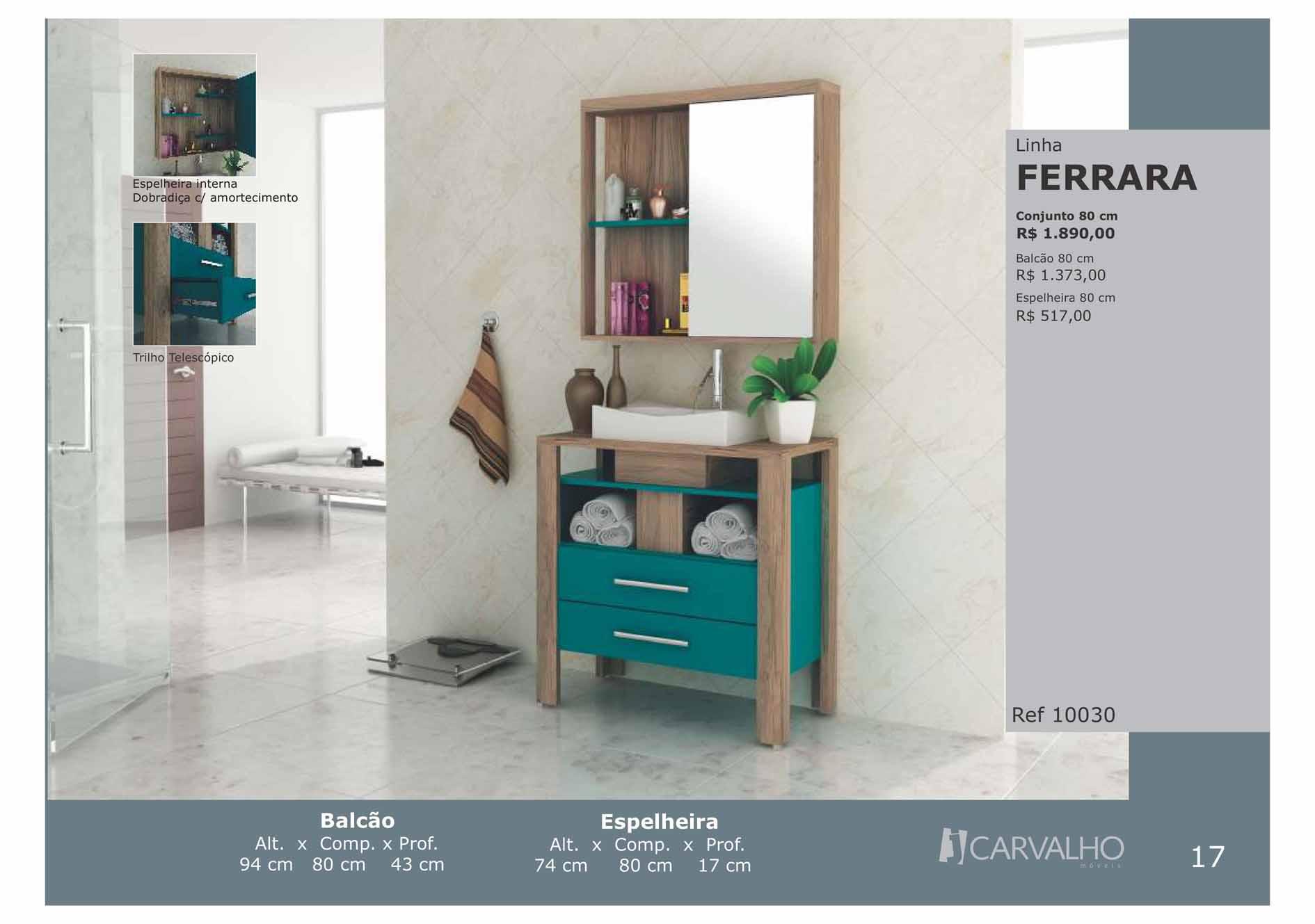 Ferrara – Ref 10030